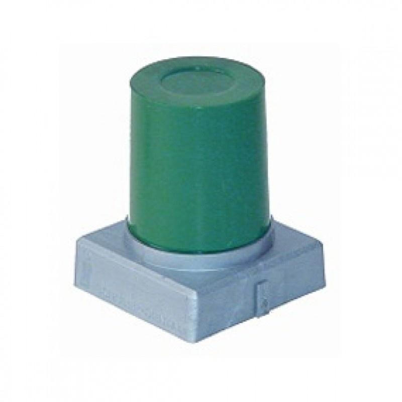 Воск моделировочный S-U-Modellierwachs (зеленый, конус 45 г)