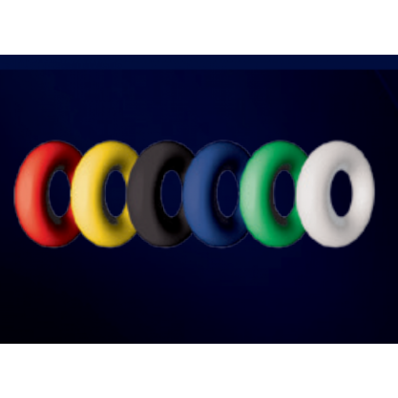Кольца маркировочные для тонких рукояток LS3100GR (диаметр 3 мм, упаковка 100 шт)