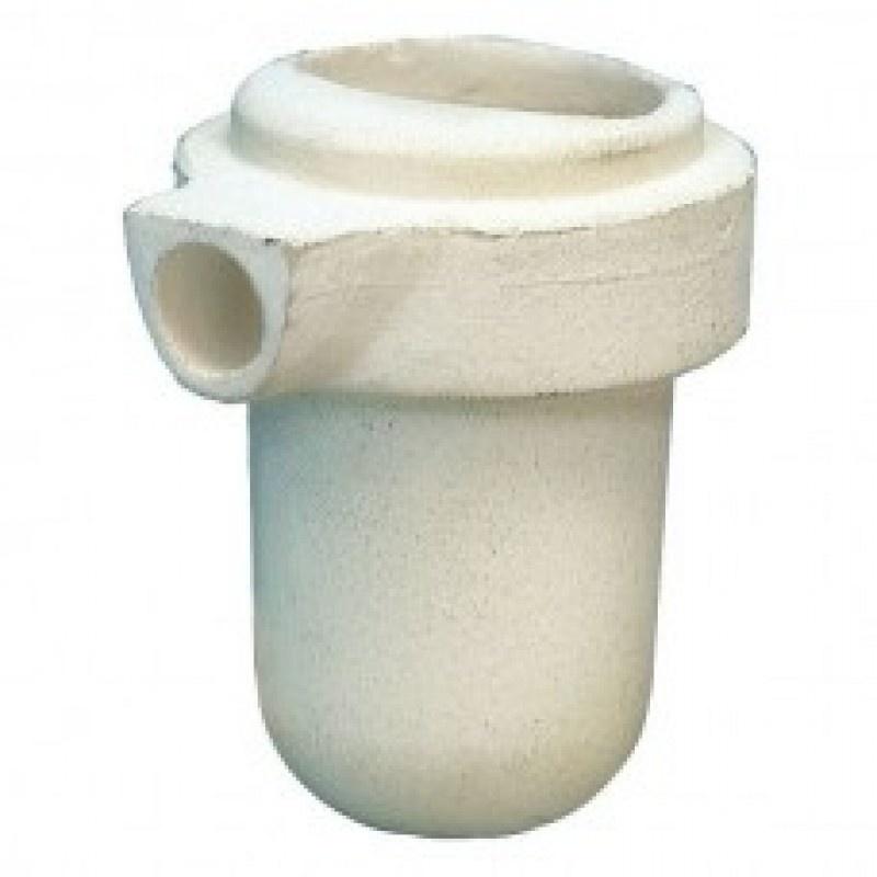 Тигель керамический для плавки металлов Аверон Вулкан УЛП1