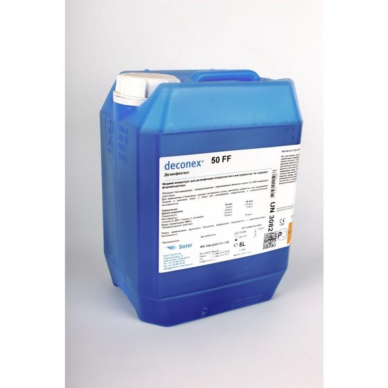 Концентрат прозрачный жидкий Deconex 50 FF (5 л)