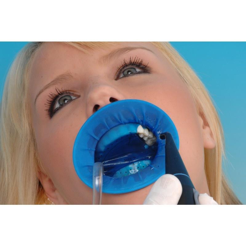 Коффердам анатомической формы, удерживающий губы и щеки OptraDam Plus (50 шт.)