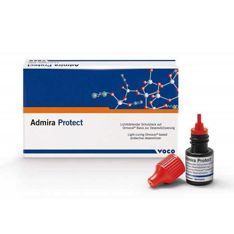 Лак защитный светоотверждаемый для десенсибилизации Admira Protect (4,5 мл, принадлежности)
