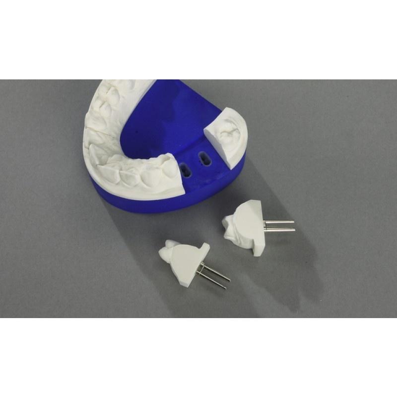 Штифт с пластмассовой втулкой Bi-V-Pin (100 шт.)