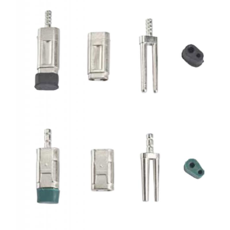 Штифты Twin Pins со втулкой (100 шт.)