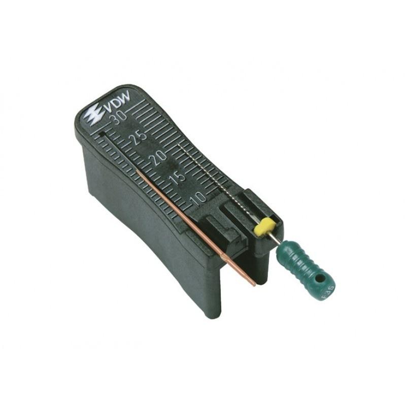 Линейка эндодонтическая Minifix Measuring Gauge (1 шт.)
