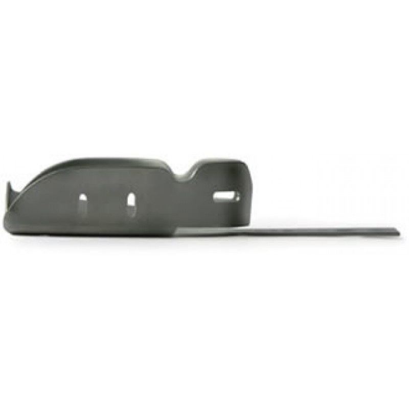 Ложка слепочная EXF Exploit (нержавеющая сталь, матированная поверхность, перфорированная, для нижней челюсти)