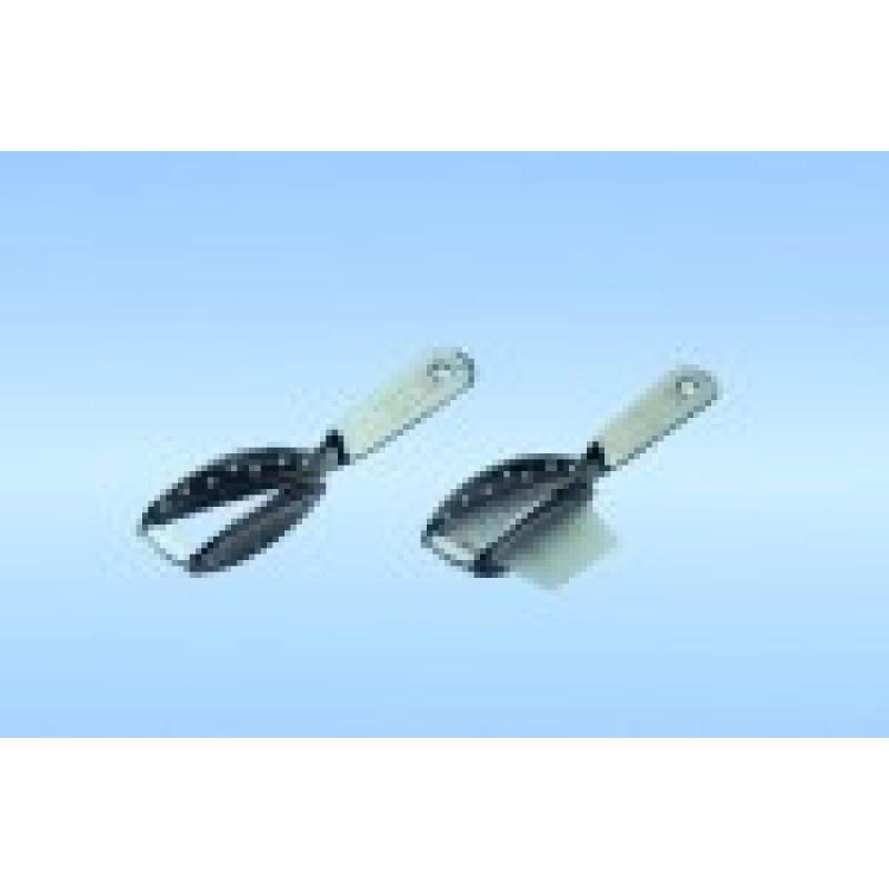Ложка слепочная двойная арочная с никелевым покрытием GC Impression Tray Check Bite Tray