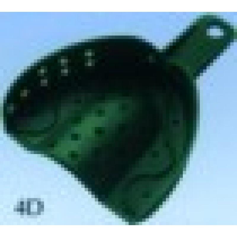 Ложки слепочные пластиковые перфорированные при частичной адентии GC COE Disposable Spacer Trays (12 шт.)