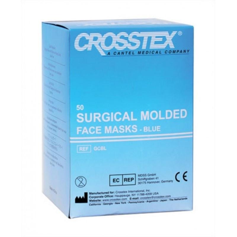 Маски хирургические Surgical Molded (50 шт.)