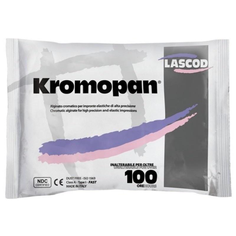 Масса слепочная альгинатная с цветовой индикацией фаз Kromopan 100 Type 1 (453 г)
