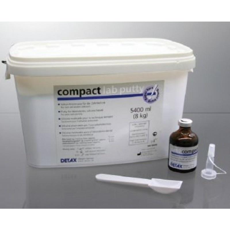 Материал C-силикон Compact lab Putty (5400 мл)