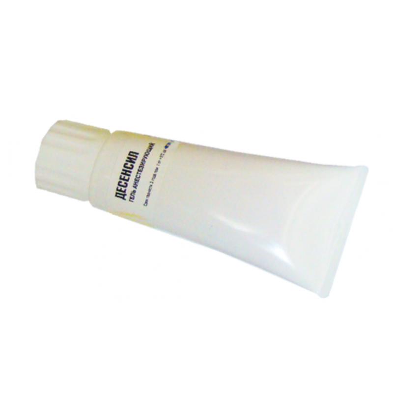 Материал анестезирующий Десенсил гель (60 мл)