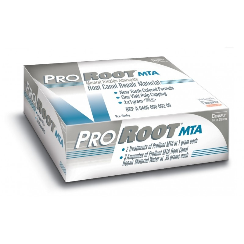 Материал для восстановления корневых каналов ProRoot MTA (10 шт. по 0,5 г)