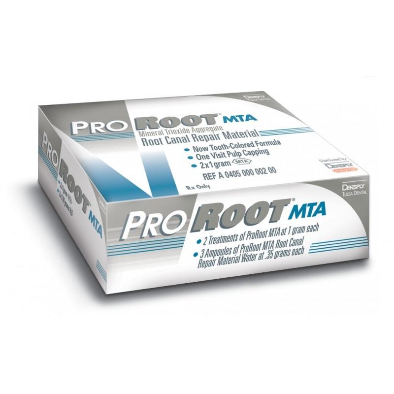 Материал для восстановления корневых каналов ProRoot MTA (2 шт. по 0,5 г)