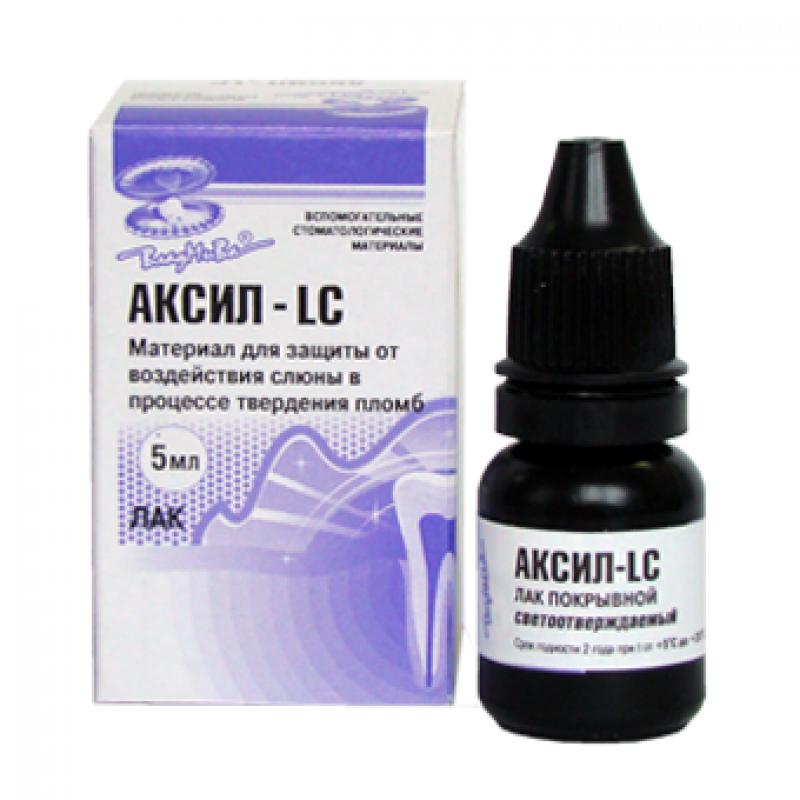 Материал для защиты от воздействия слюны Аксил LC (5 г)