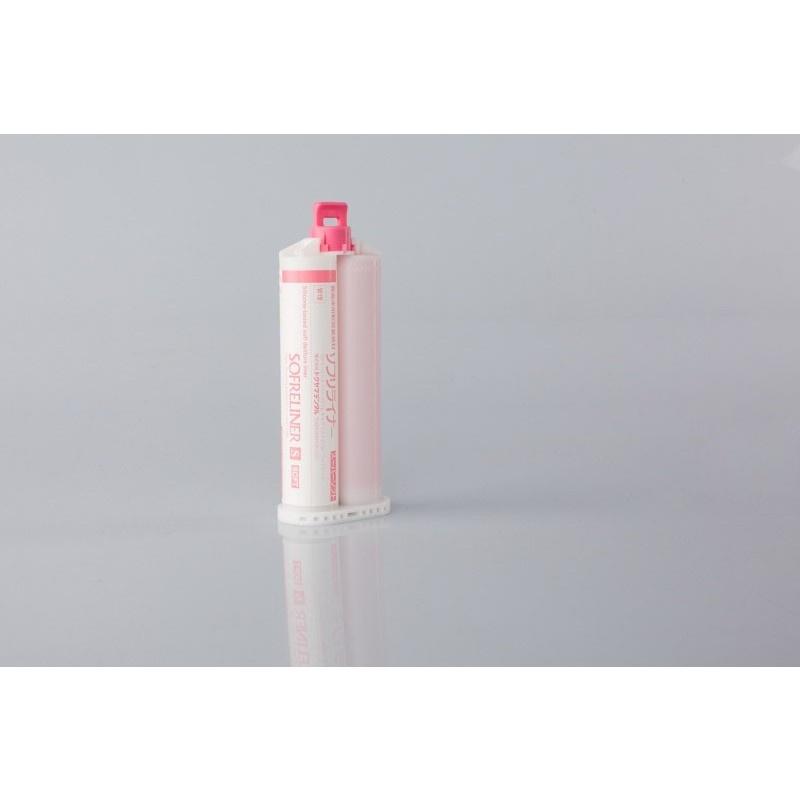 Материал для перебазировки съемных зубных протезов Sofreliner S