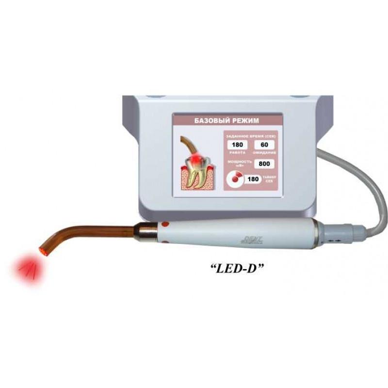 Насадка для дезинфекции LED-D