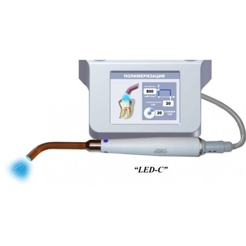 Насадка для полимеризации LED-C