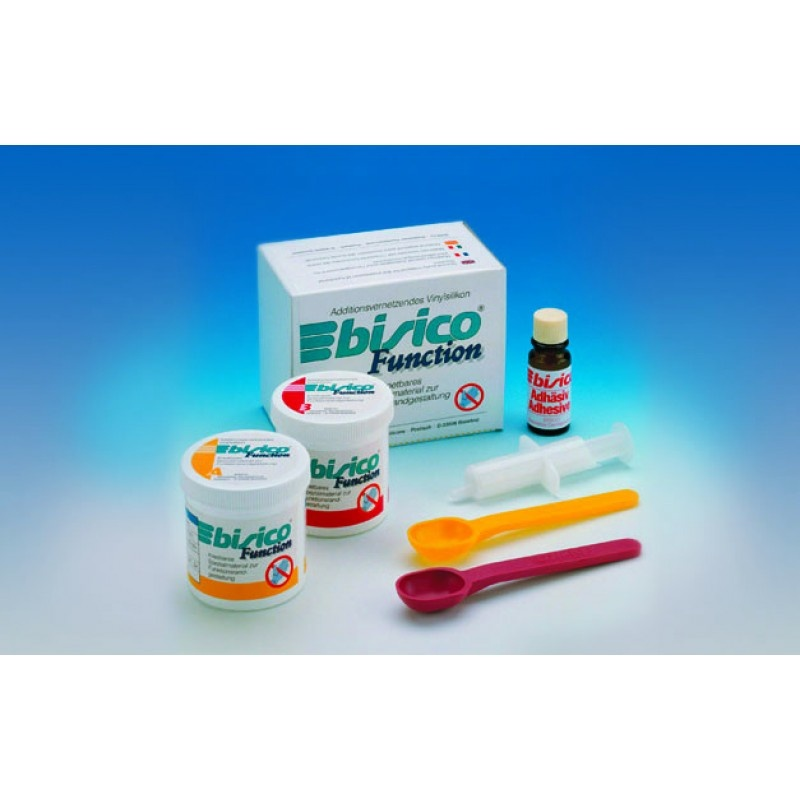 Материал для формирования функциональных краев протеза Bisico Function (набор)