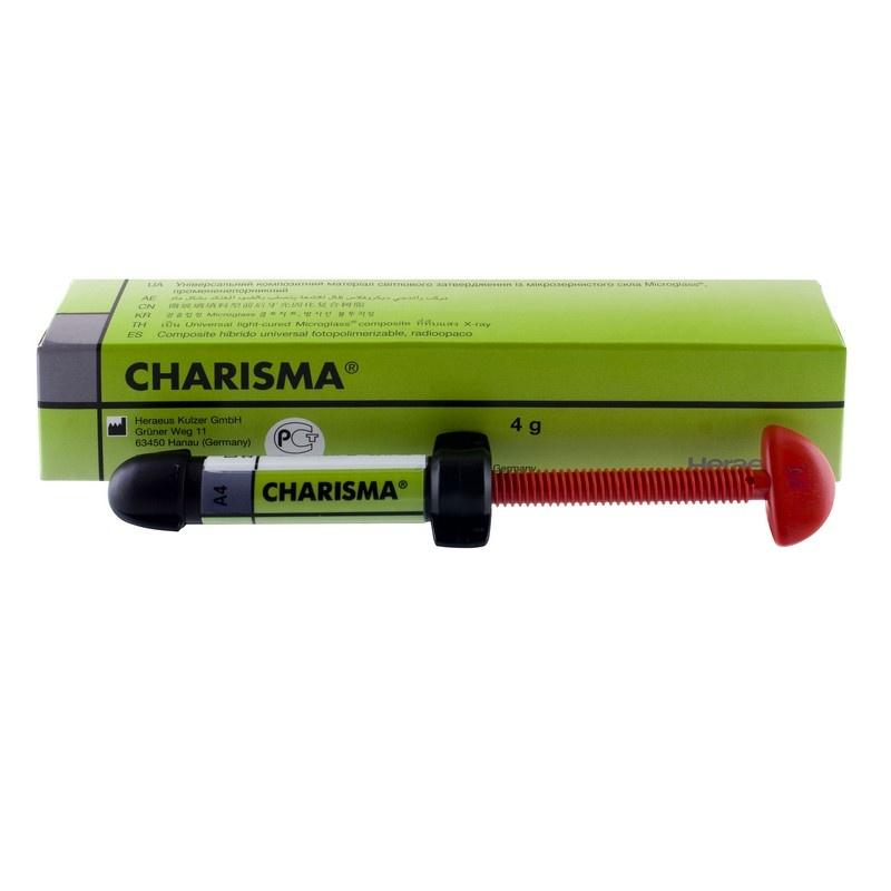 Материал композитный микрогибридный Charisma (4 г)