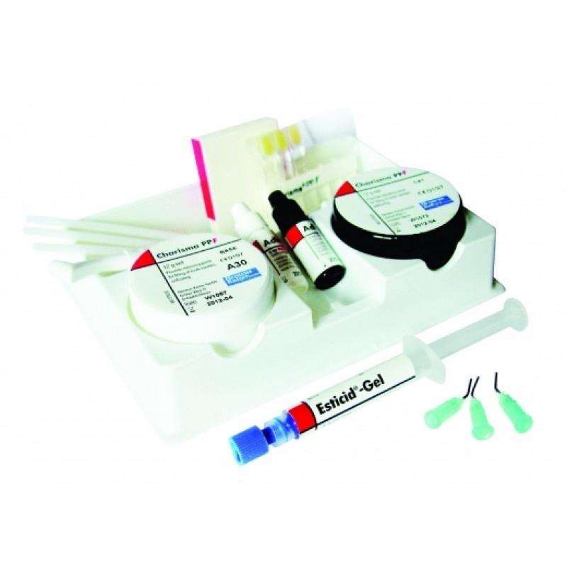 Материал композитный микрогибридный на основе наполнителя Microglass Charisma PPF (набор)