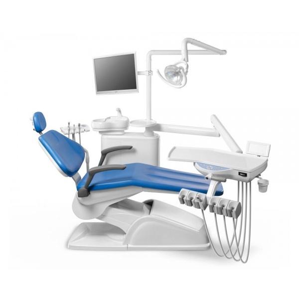 AL 398 - стоматологическая установка с нижней подачей инструментов
