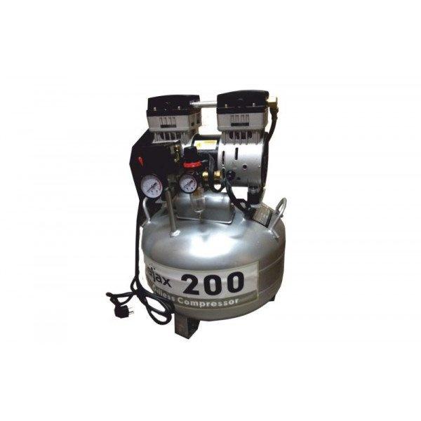 AJAX 200 - компрессор для одной стоматологической установки
