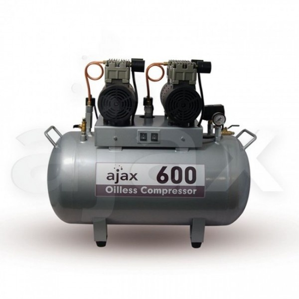 AJAX 600 - компрессор для трех стоматологических установок