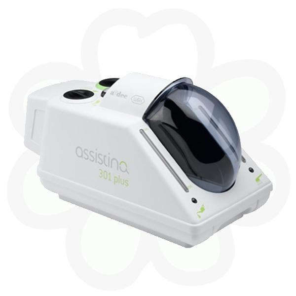 Assistina 301 Plus - аппарат для автоматической чистки и смазки наконечников (W&H, Kavo, BienAir, Siemens, NSK)