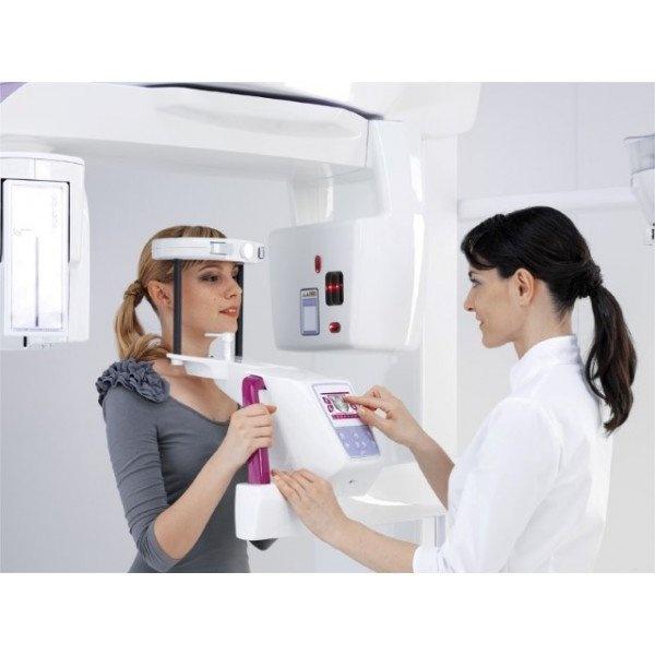 Hyperion X9 3D-READY Ceph Titanium - дентальный цифровой аппарат с цефалостатом, с возможностью модернизации до 3D томографа