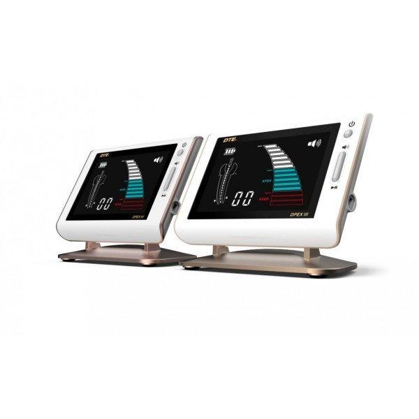 DTE DPEX III - цифровой апекслокатор повышенной точности, с цветным дисплеем