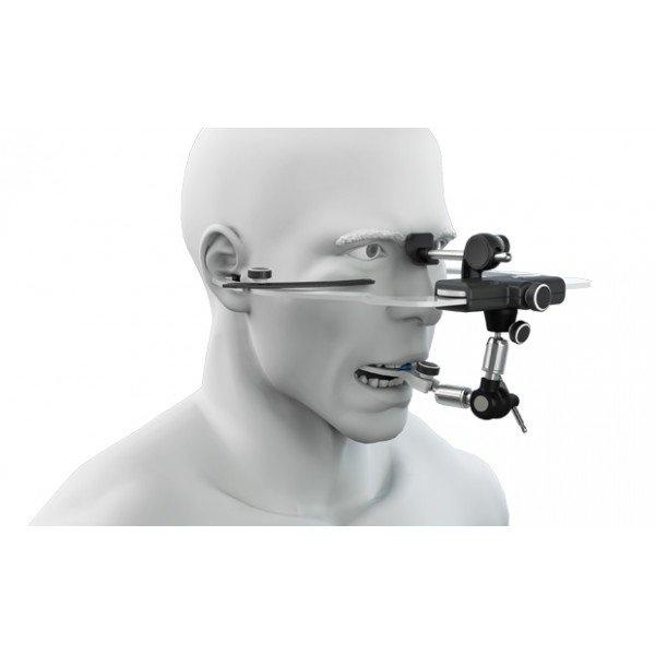 4000-S Professional - полурегулируемый артикулятор дугового типа (Arcon) с лицевой дугой Elite