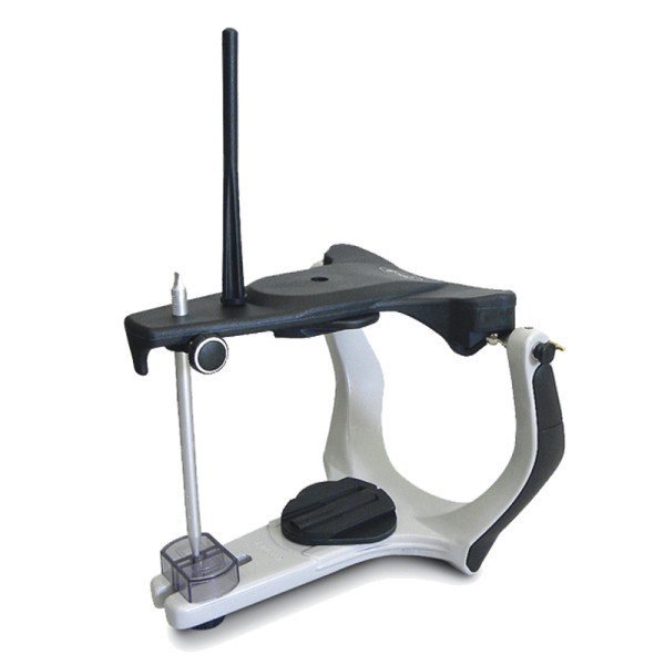 A7 Plus - полурегулируемый дуговой (Arcon) артикулятор с возможностью регулировки угла Беннета и угла мыщелковой направляющей
