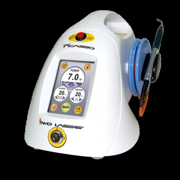 Picasso - стоматологический лазер