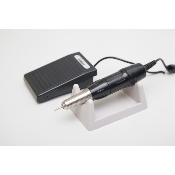 Brillian (Black) - аппарат для маникюра c педалью, 30000 об/мин