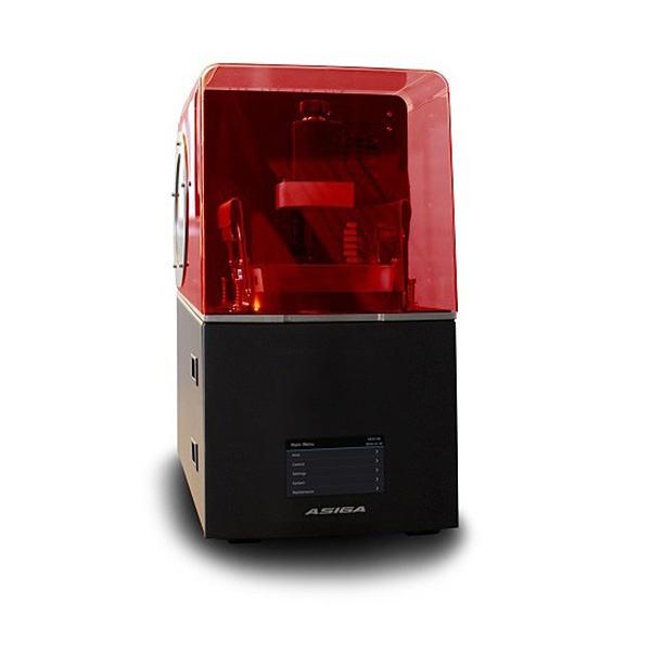 Asiga PICO HD - компактный профессиональный 3D принтер для стоматологов