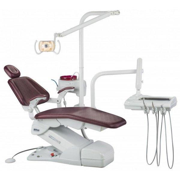 Olsen Gallant Quality - стоматологическая установка с нижней подачей инструментов