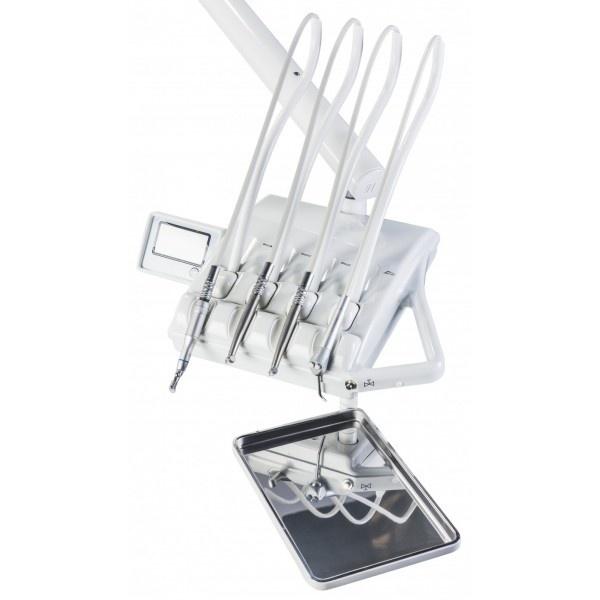 Olsen Gallant Quality Flex - стоматологическая установка с нижней подачей инструментов