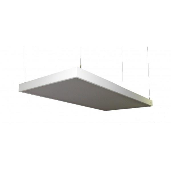 Натурлайт 2 - подвесной бестеневой светильник с четырьмя люминисцентными лампами, пультом и раздельным включением
