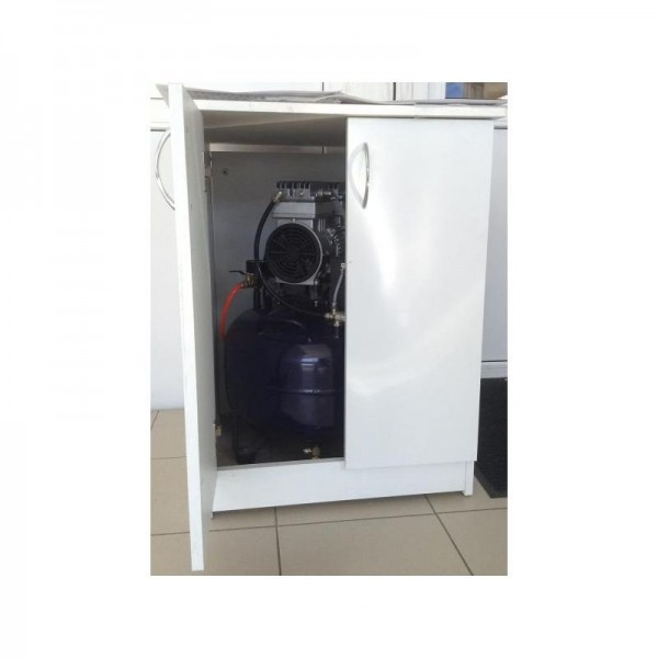 Шумоизоляционный кожух c вентилятором для компрессоров ND 70, ND 100