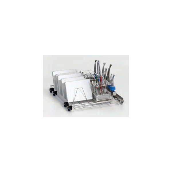 C691 - стандартная корзина с подставками для моделей DS 50/2 DRS