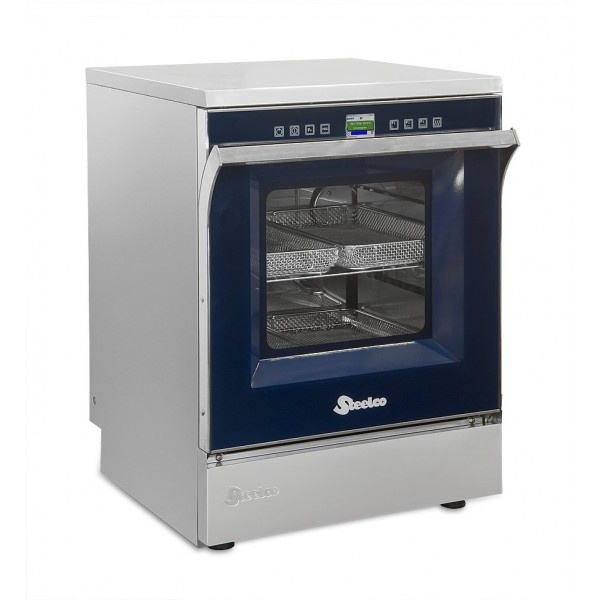 DS 500 CL - машина для предстерилизационной обработки, мойки, дезинфекции и сушки, с умягчителем воды