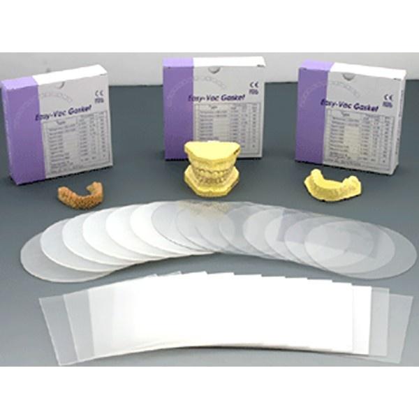 EV Gasket Splint 080 - пластины круглые, толщина 2,0 мм (12 шт.)