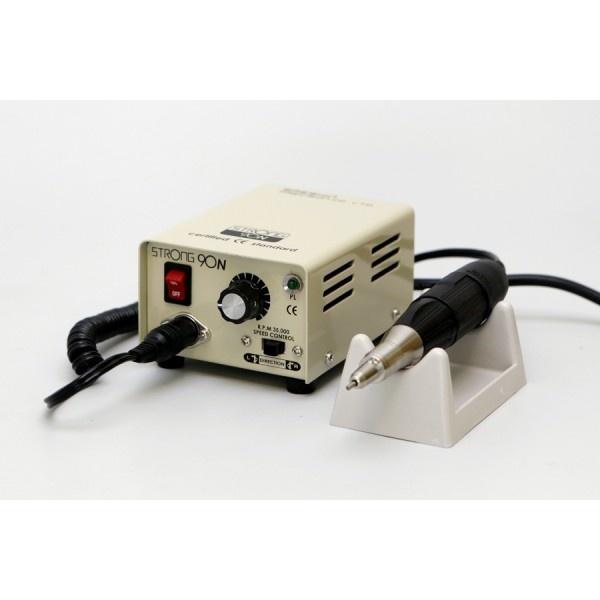 Strong 90/102 - аппарат для маникюра без педали, 35000 об/мин, 64 Вт
