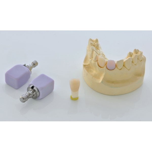 Блоки IPS e.max CAD для CEREC и inLab Impulse C14, по 1 x 5