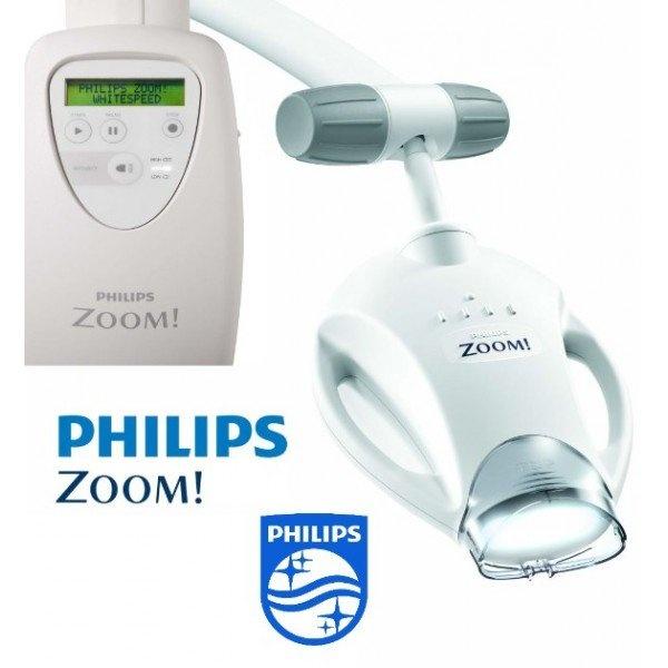 Philips Zoom WhiteSpeed (Zoom 4) - отбеливающая лампа нового поколения с LED-активатором отбеливания