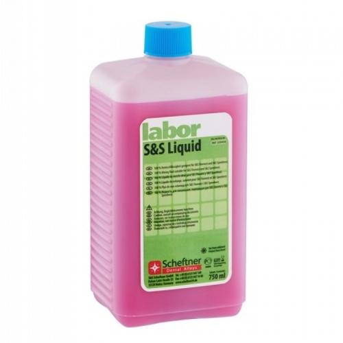Жидкость для смешивания паковочной массы S&S Speedvest (750 мл)